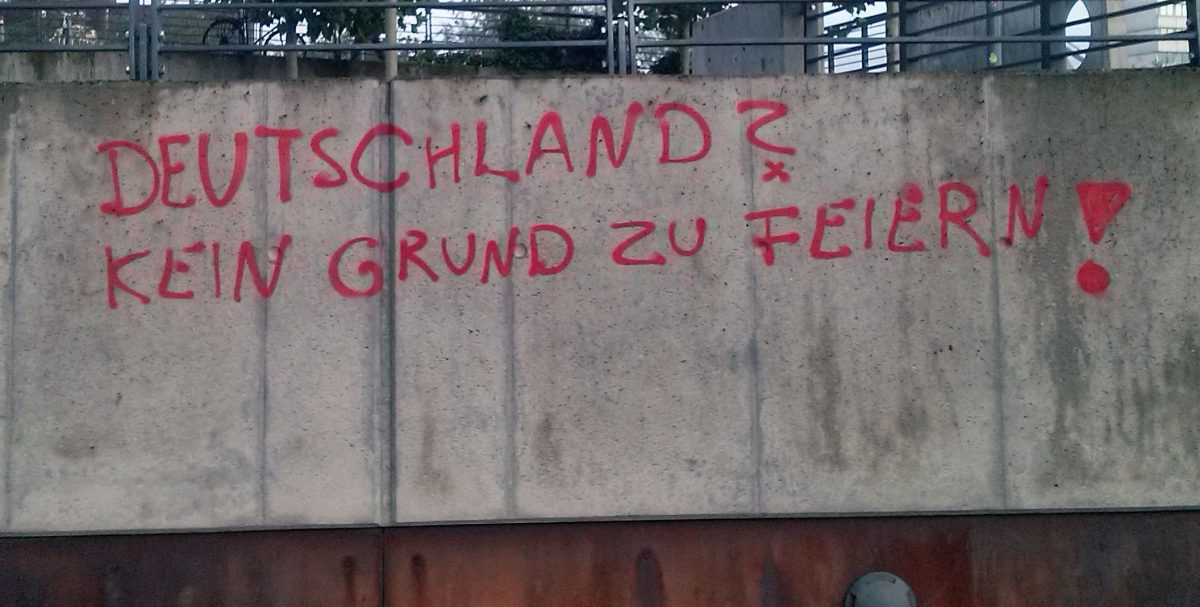 Alle Infos zu den Aktionen gegen die Einheitsfeier 2019 in Kiel